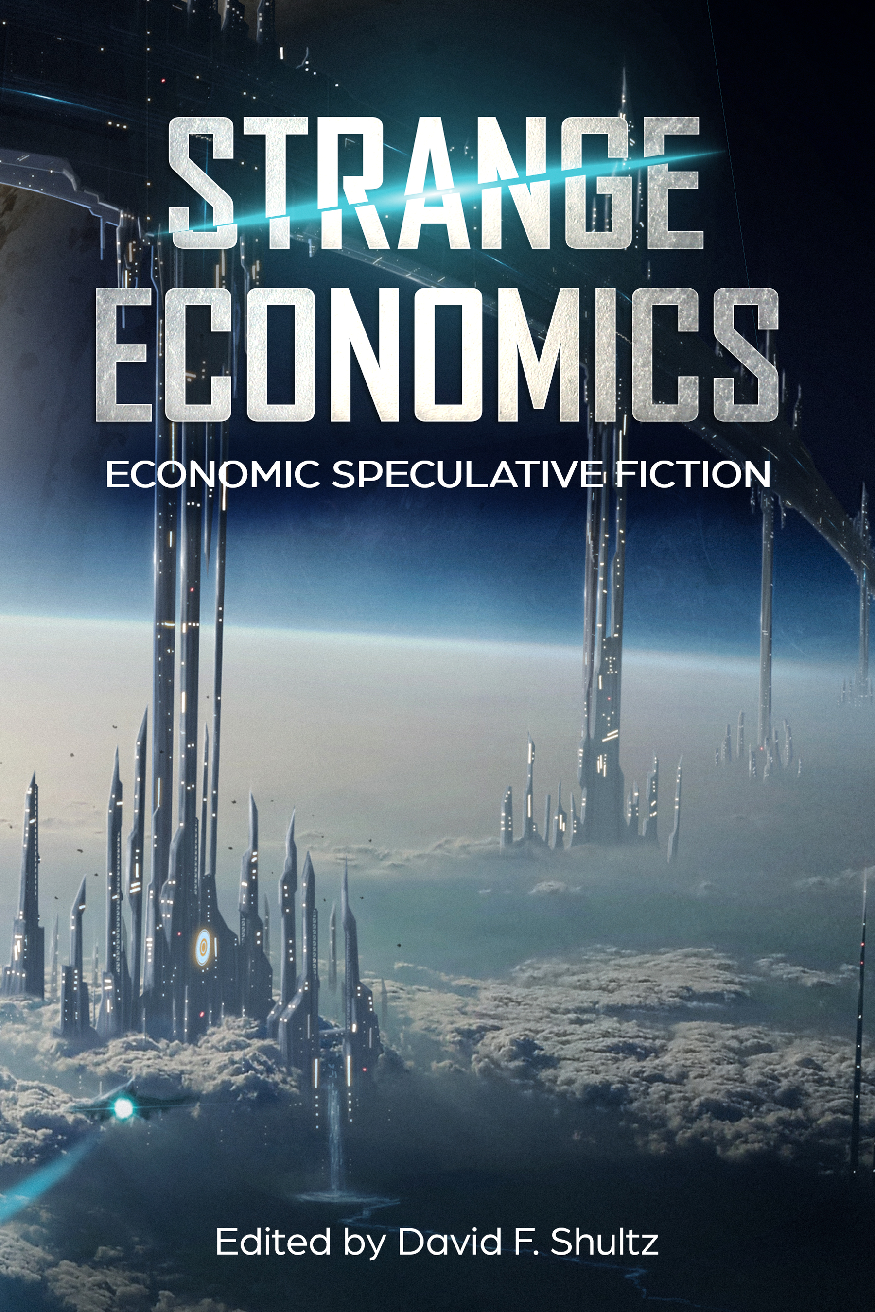 Strange Economics - ebook cover