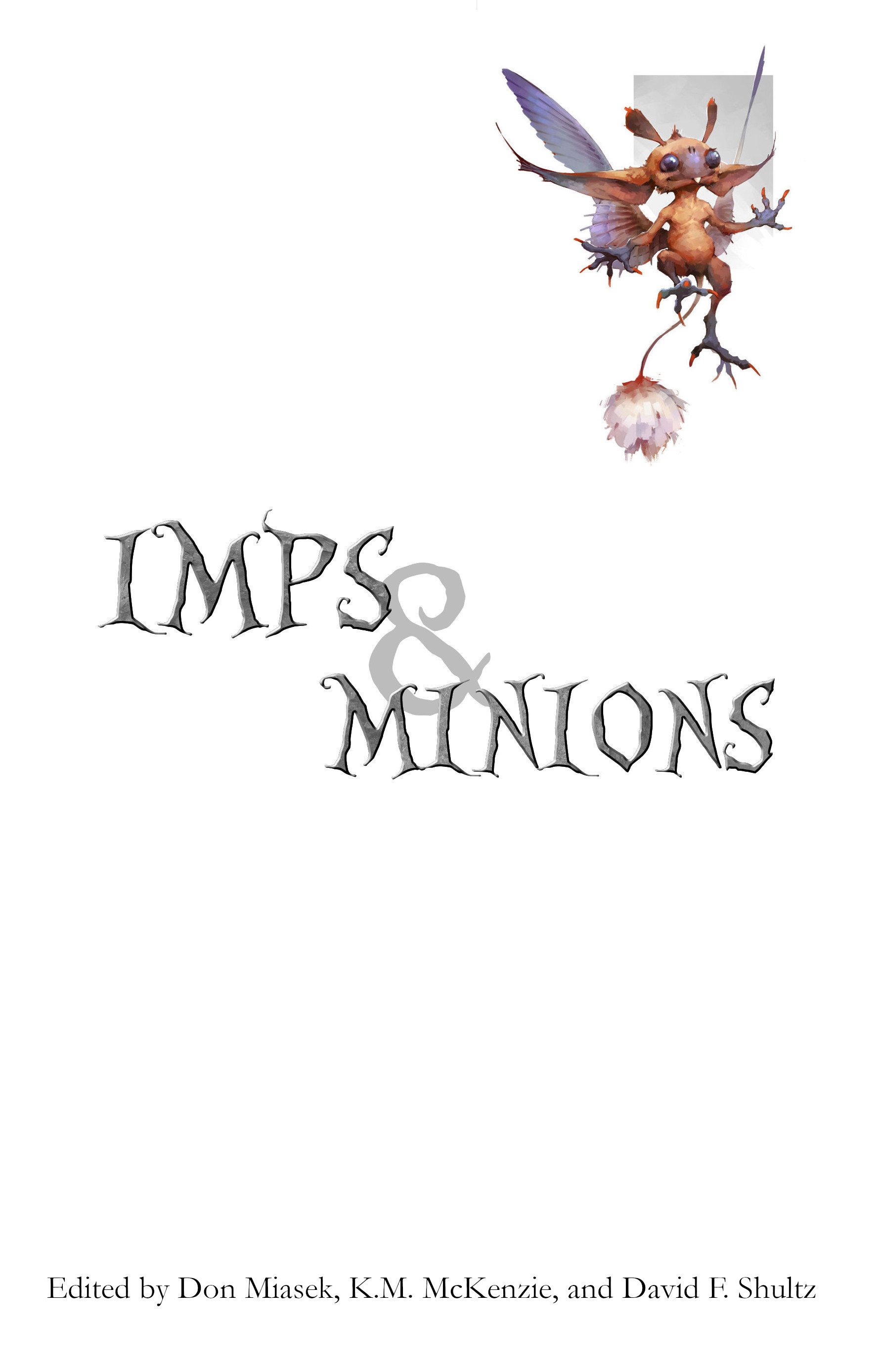 imps and minions cover - eBook - redesign