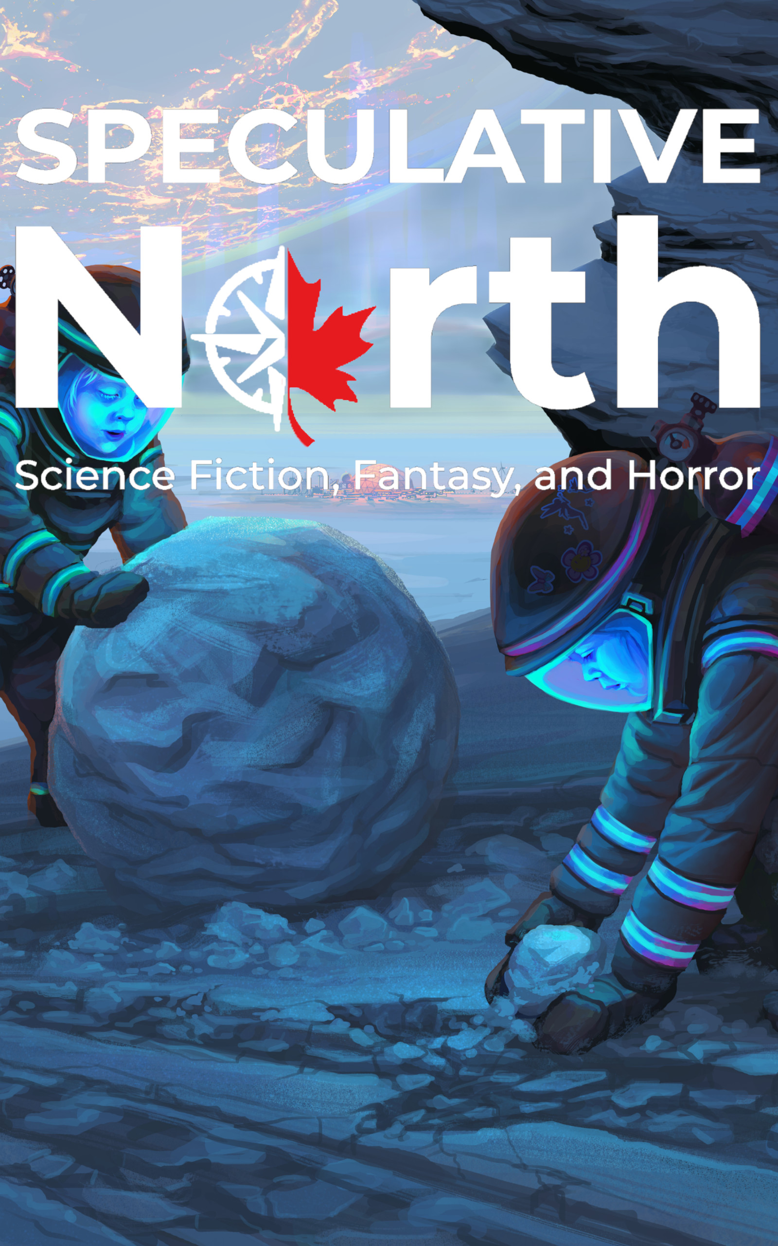 Speculative North Magazine Cover