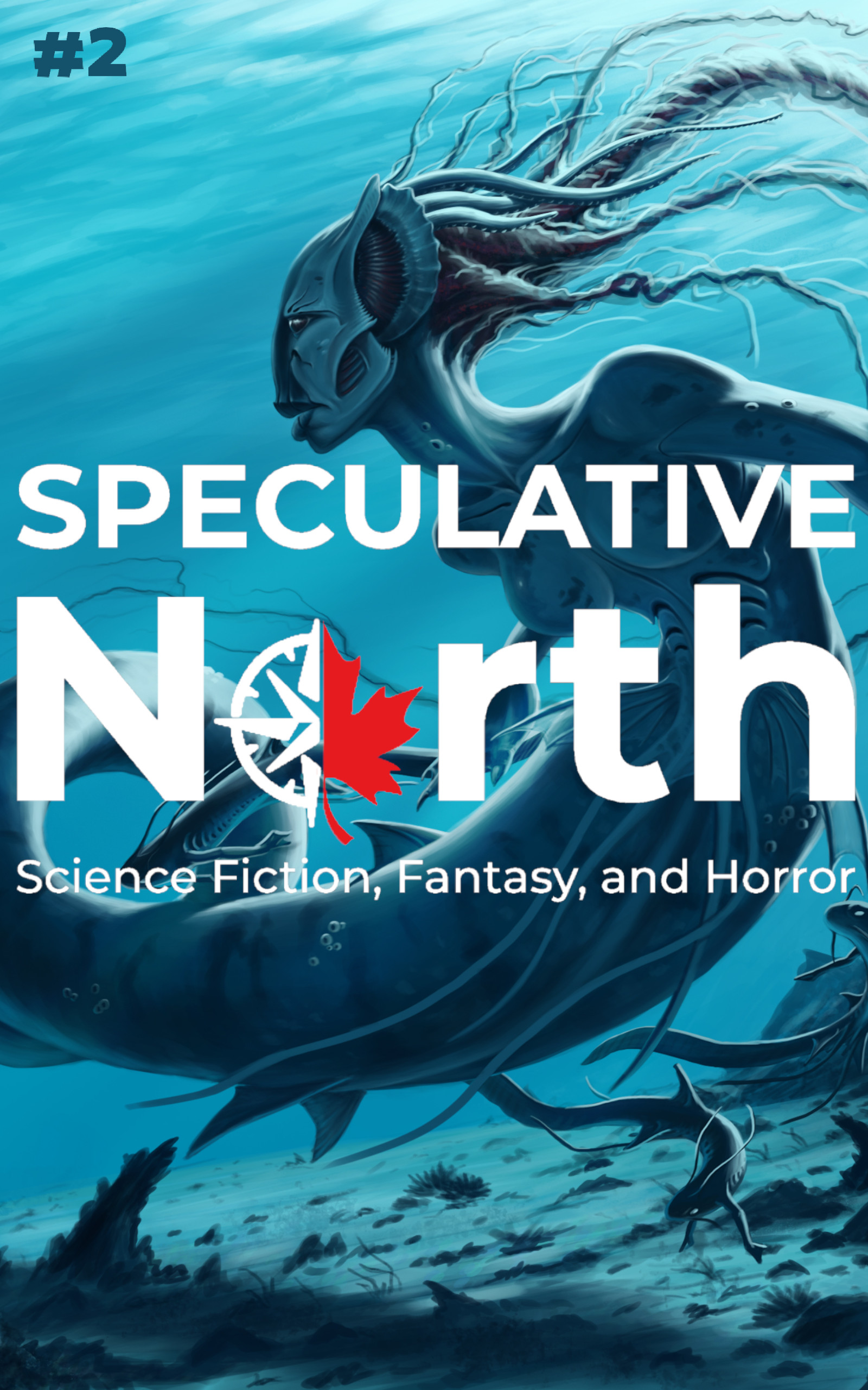 Speculative North Issue #2 ebook cover