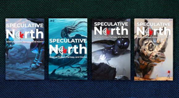 Spec North first four issues
